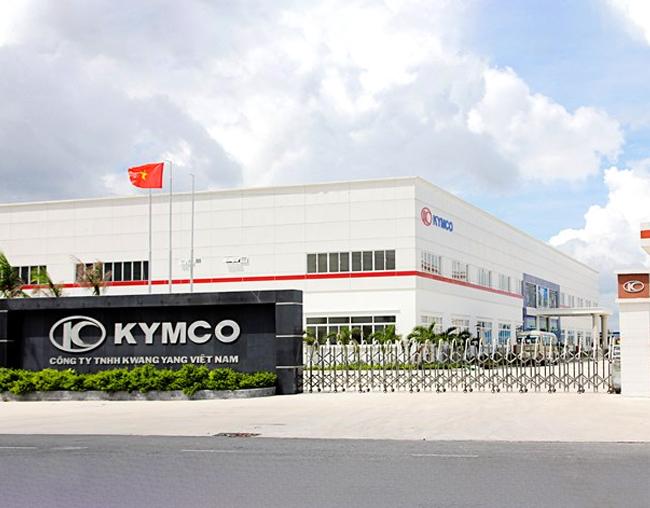 Kymco thuộc thương hiệu xe lớn nhất của Đài Loan