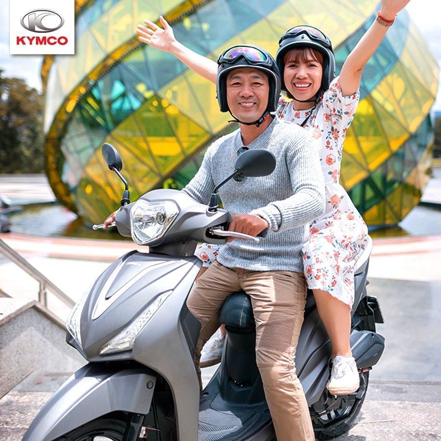 Xe tay ga 50 chất lượng cao và an toàn dành cho người cao tuổi