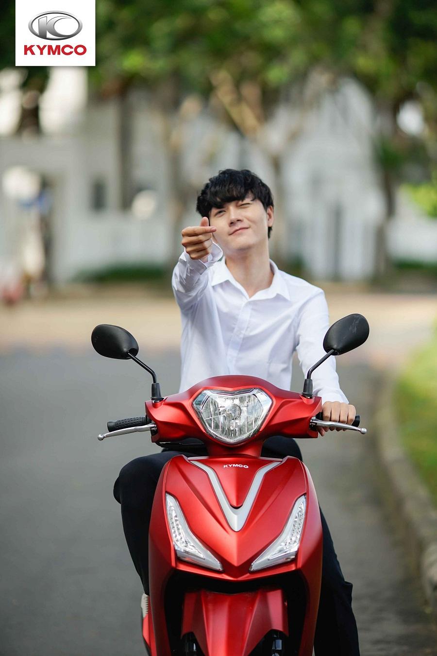Xe ga 50cc được hầu hết các bậc cha mẹ có con em còn ở độ tuổi đến trường lựa chọn