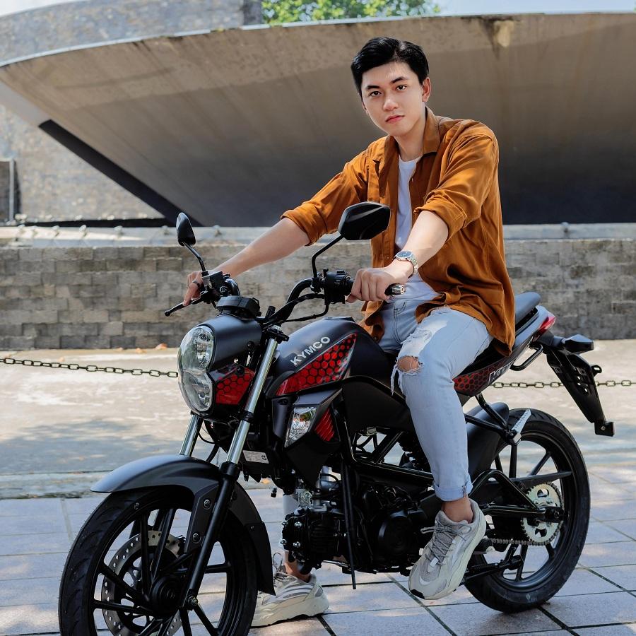 xe máy 50cc kymco kpipe