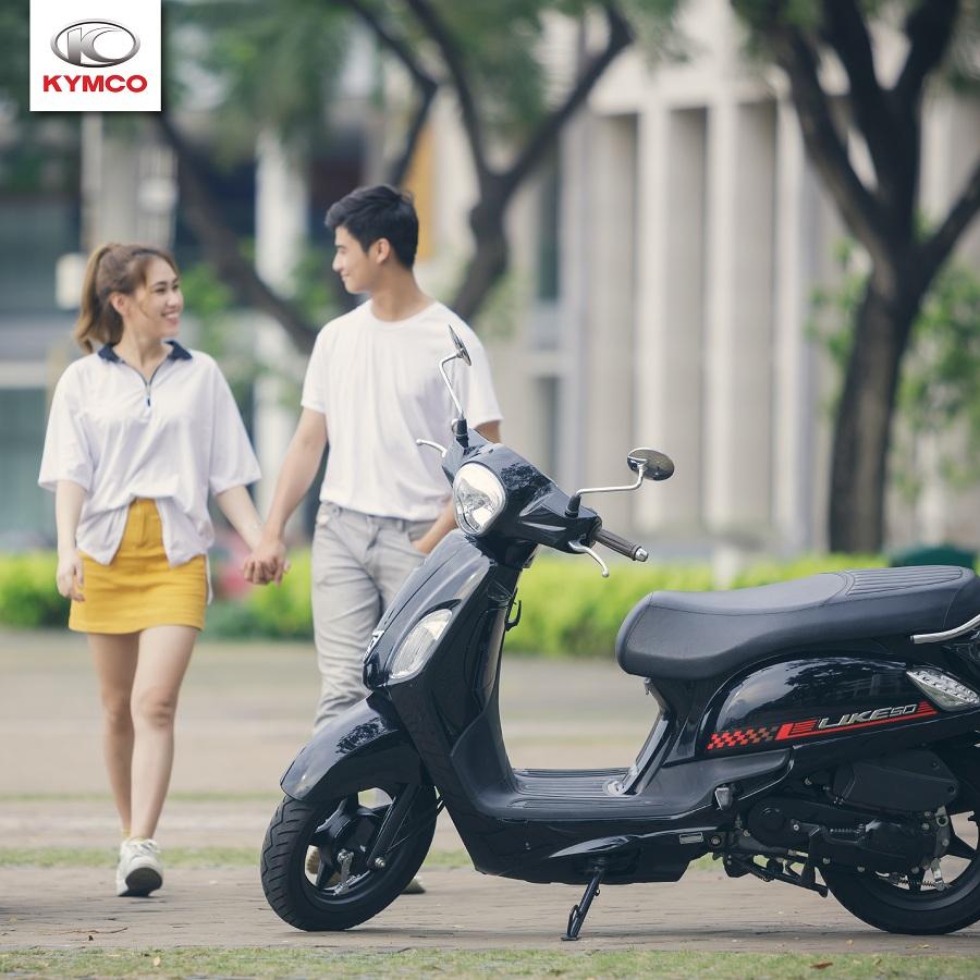 Xe máy Kymco Like - sự lựa chọn hoàn hảo cho bạn