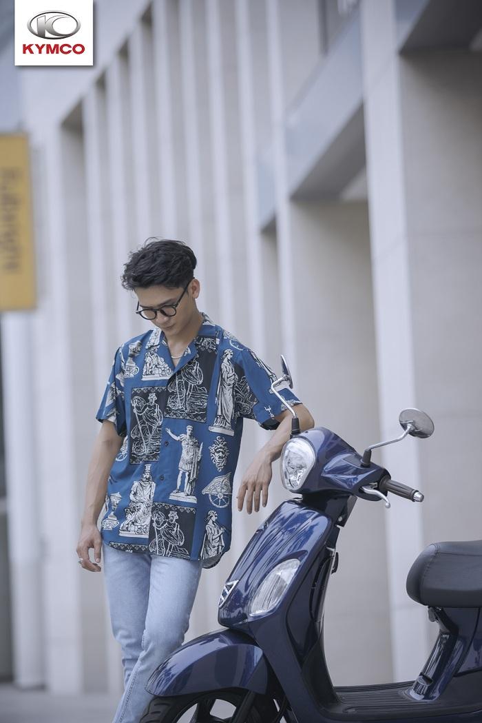 Like 50cc - kiểu dáng thời trang, hiện đại phù hợp cho mọi lứa tuổi