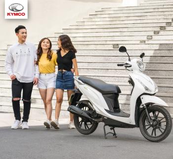 Xe máy 50cc thu hút người tiêu dùng