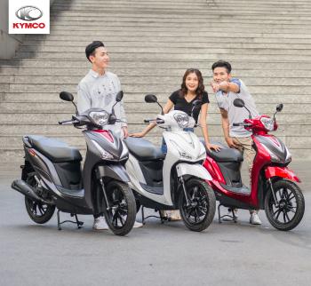 Xe máy 50cc hiện đại với chất lượng trên cả tuyệt vời!