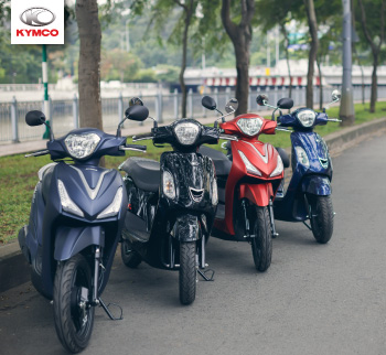Những mẫu xe máy 50cc mới nhất năm 2021 bạn không thể bỏ lỡ