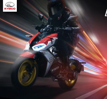 Kymco bất ngờ ra mắt xe ga điện thể thao Kymco F9 với thiết kế của mô tô phân khối lớn