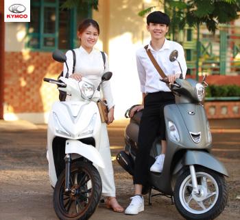 Các loại xe ga 50cc đẹp được học sinh ưa chuộng nhất 2021