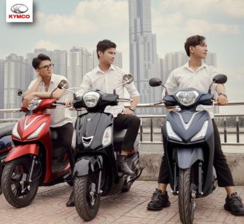 Thương hiệu xe 50cc dành cho học sinh