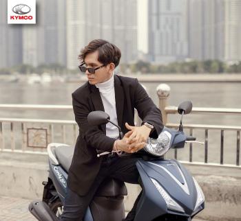 Xe 50cc tay ga - Phong cách thời thượng cho nam giới