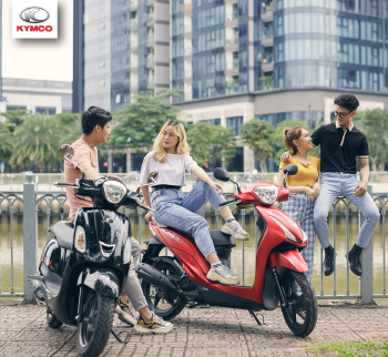 Chào đón những mẫu xe tay ga 50cc nhập khẩu mới nhất dành cho học sinh