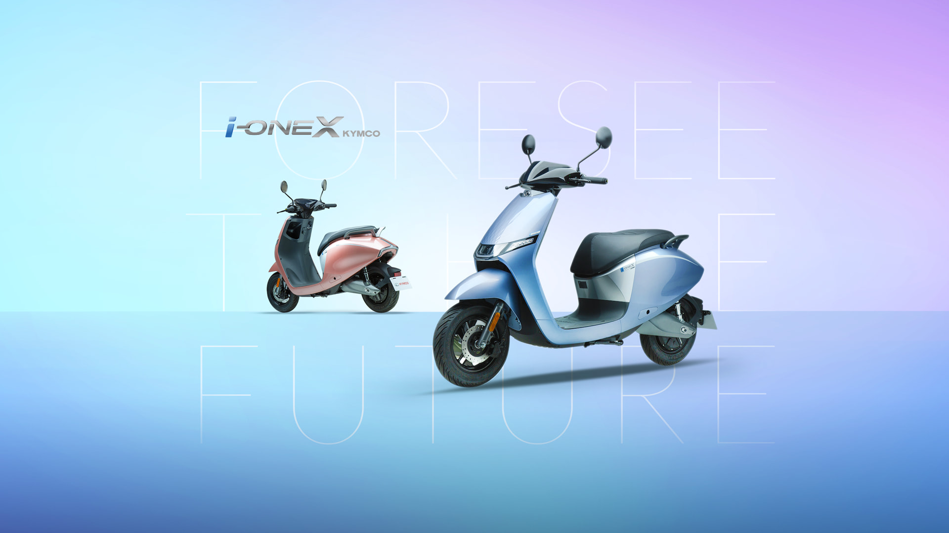 Kymco thương hiệu xe máy nổi tiếng trên toàn thế giới