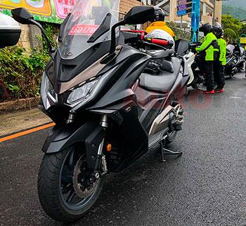Khám phá Đài Loan cùng Kymco AK550 (phần 3)